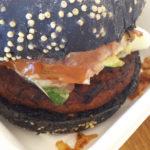 Burger végétarien à emporter au Fil Rouge, restaurant à Quimper