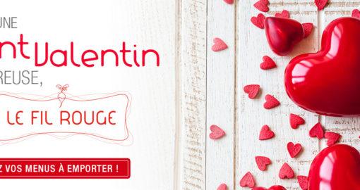 St Valentin 2021 au Fil Rouge